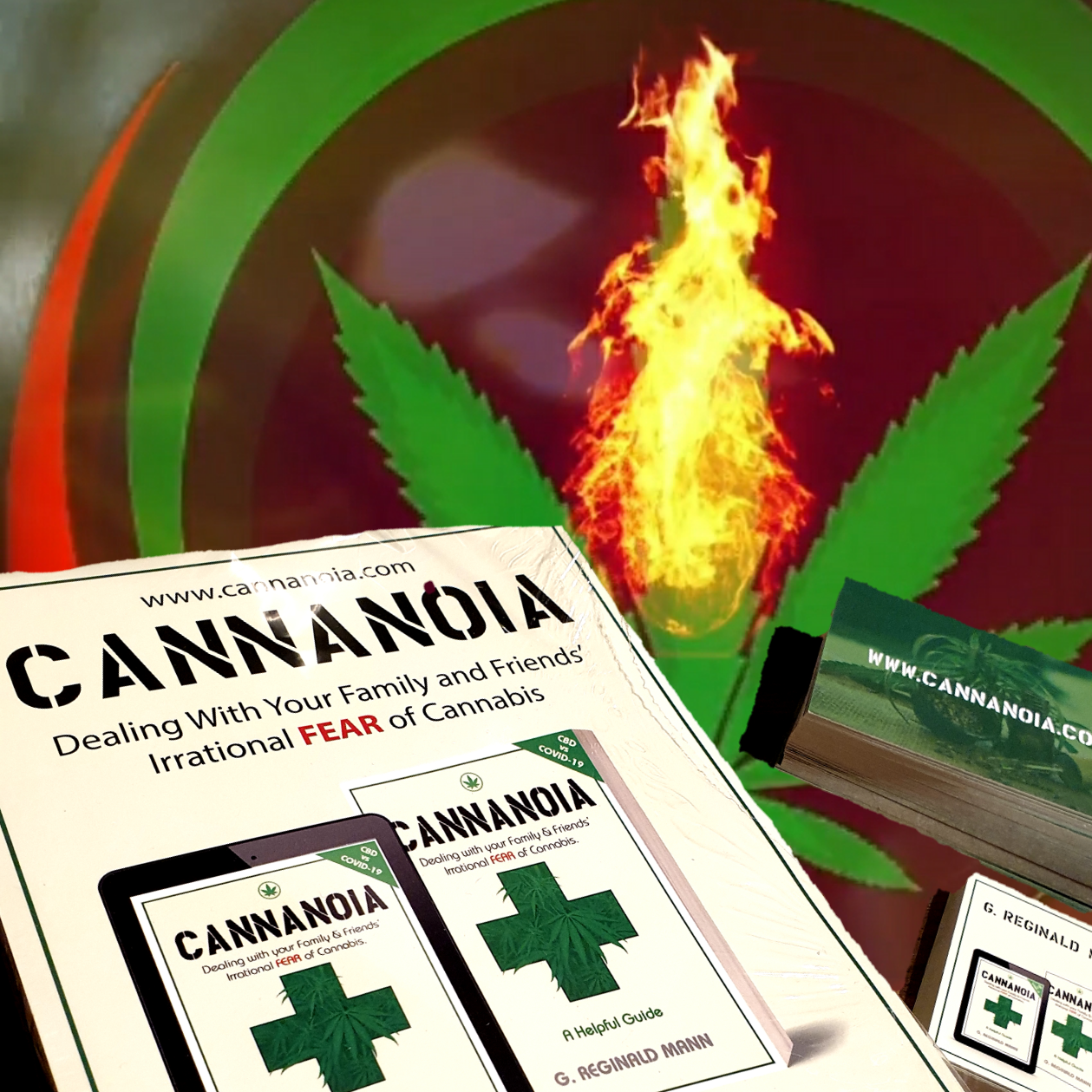 Cannanoia - Dealing with your family and friends irrational FEAR of cannabis.